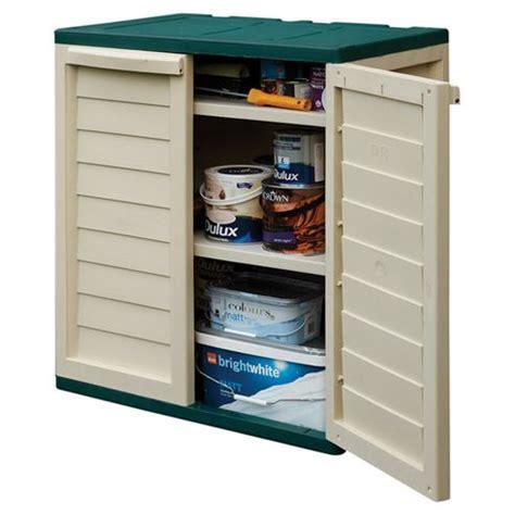 kitchen cabinets organizers buy rowlinson plastic garden storage cupboard from our 3146
