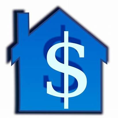 Clipart Estate Clip Cliparts Equity Graphic Loan