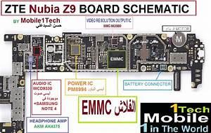 Zte Nubia Z9 Board Schematic