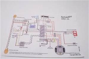 Schwalbe Elektronik Zündung : simson schwalbe kr51 2l kabelbaum f r elektronik z ndung ~ Jslefanu.com Haus und Dekorationen