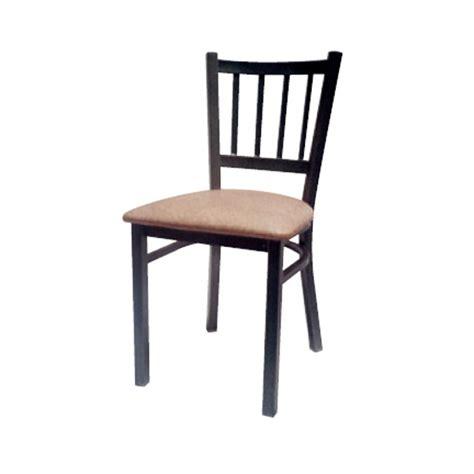 aaa furniture 309 black metal frame restaurant chair