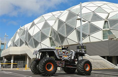 monster truck show melbourne 2014 tom meents pictures monster jam zimbio