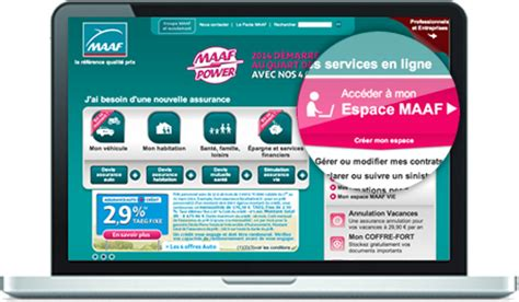 maaf le guide interactif d accueil