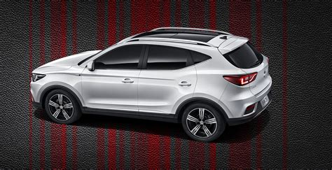 Mg Zs Revealed Ahead Of Australian Debut