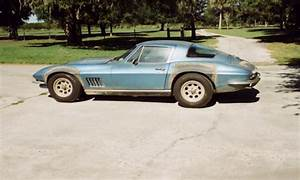 Astronaut Neil Armstrong's 1967 Chevy Corvette for sale on ...