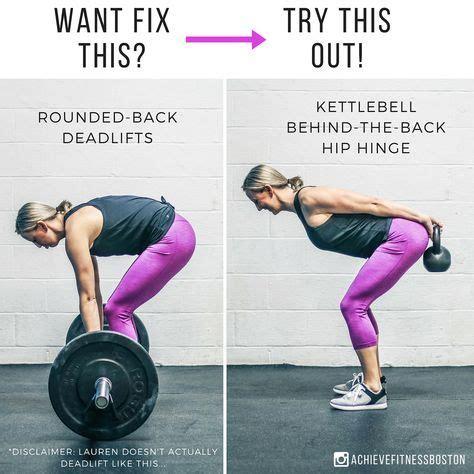 kettlebell hinge behind hip perform gymguider shoulder