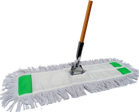 "Better Brush ProductsCotton Dust Mop Kit   24"" x 5"