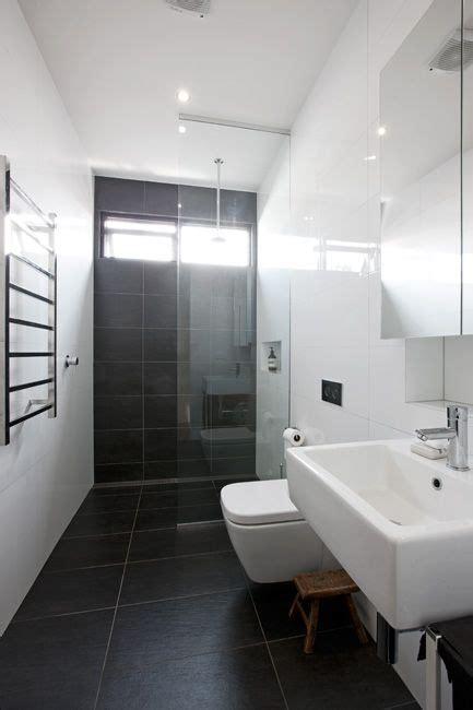 grey tiles  floor  running   wall  ceiling