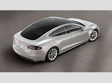Image 2016 Tesla Model S with glass roof option, size