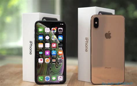 iphone xs and iphone xs max review here comes the future