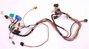 Dash Wiring Harness Vw Jetta Golf Gti Cabrio Mk3 Dashboard