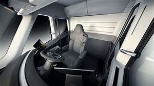Tesla-Semi-Interior - RedUSERS