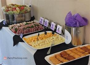 Open House Graduation Party Food Ideas