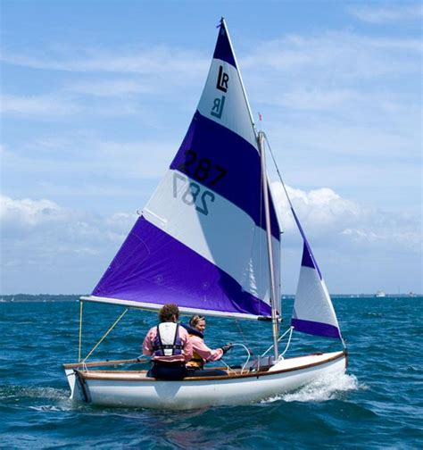 Keyhaven Scow by Lymington River Scow Nationals At Keyhaven