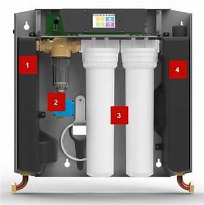 Filtration De L Eau : station de filtration comap komeo ~ Premium-room.com Idées de Décoration