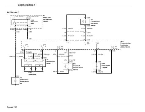 2002 Mercury Spark Wiring Diagram by Solved I Need The Firing Order For The Ignition Coil On