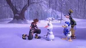Kingdom Hearts 3 Chapter 6 Walkthrough Guide  U2013 Frosty
