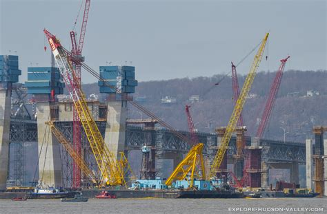 Pictures Of The New by Pictures Of The New Tappan Zee Bridge Construction Project