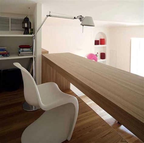bureau design en mezzanine arkko