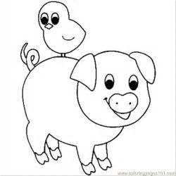 pics photos cute pig coloring pages - Coloring Pages Pigs Piglets