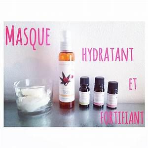 Masque Hydratant Cheveux : masque hydratant et fortifiant peau neuve ~ Melissatoandfro.com Idées de Décoration