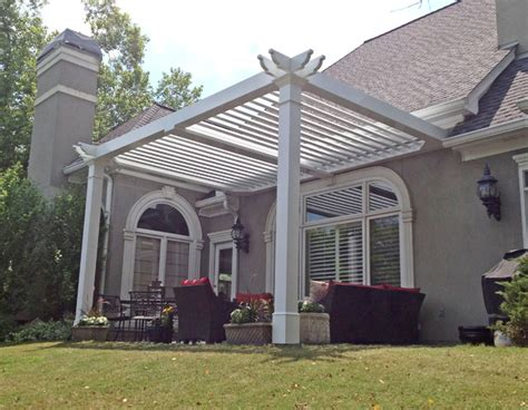 arcadia louvered roof installed units modern south
