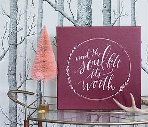 Lindsay Letters Holiday Calligraphy Collection A Styling