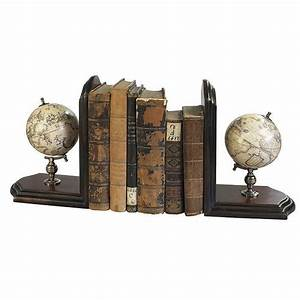 Globe, Bookends