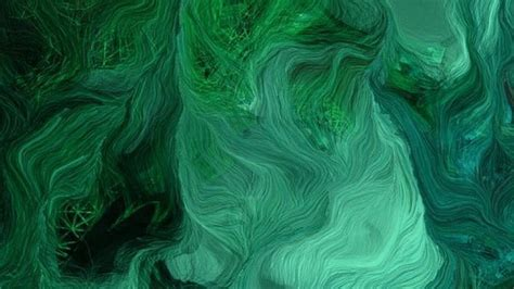 green aesthetic desktop wallpaper