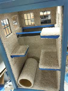 Best Carpet For Cat Scratching Post by Tardis Cat House Plans Woodideas