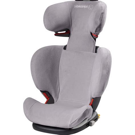 housse pour siège auto bébé housse eponge pour siège auto rodifix cool grey de bebe