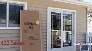 Installing Andersen Screen Door On 400 Series Frenchwood