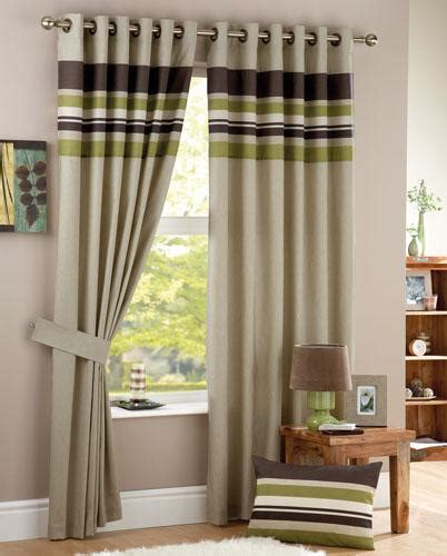lime harvard ready made curtains free uk delivery