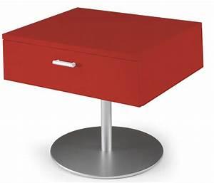 Table De Chevet Rouge : table de chevet pour chambre d 39 adulte ~ Preciouscoupons.com Idées de Décoration