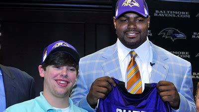 ravens offensive tackle michael ohers stepbrother commits