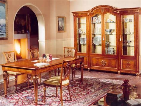 sale da pranzo stile classico sedia da pranzo con seduta imbottita stile classico