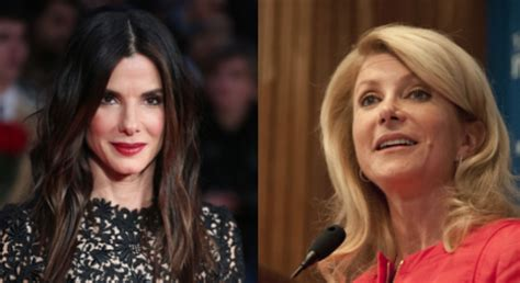 Sandra Bullock To Play Wendy Davis In A Film About Her