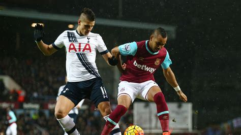West Ham 1-0 Tottenham: How the Hammers won it   Football ...