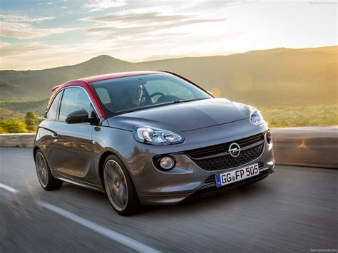 Opel Adam S Picture # 04 Of 35, Front Angle, My 2015