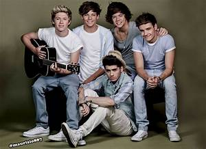 Photo of One Direction photoshoot. for fans of One ...