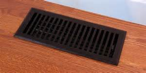 contemporary decorative floor registers heat vent