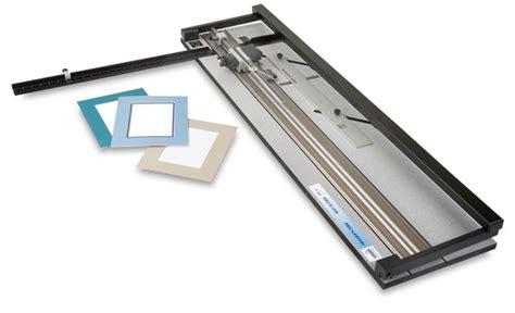 logan mat cutter logan framer s edge elite mat cutters blick materials