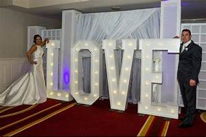 light up letters giant light up letters hire With giant stand up letters