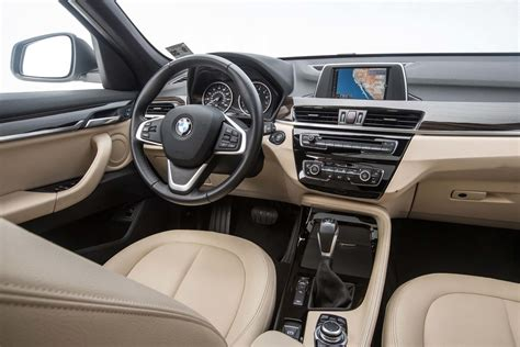 bmw x1 interior bmw x1 2017 motor trend suv of the year contender motor