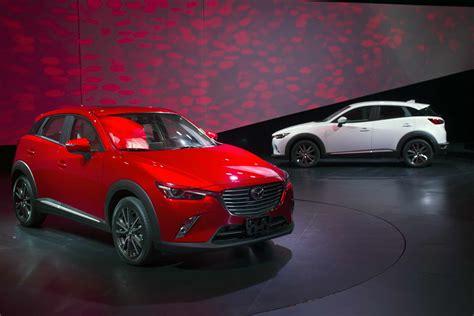 2016 Mazda Cx-3 Epa-estimated At 31 Mpg Combined