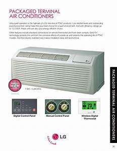 Download Free Pdf For Lg Lp120ced1 Air Conditioner Manual
