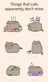 Pusheen I Love Cats