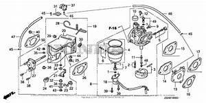 Honda Eb3800x A Generator  Chn  Vin  Eajc