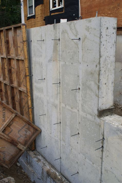 basement wall forms day 7 8 31 basement walls and concrete cutting remade