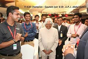 The Missile Man of India at TIIC IDC 2015 Finals ...